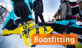 ski schoenen op maat