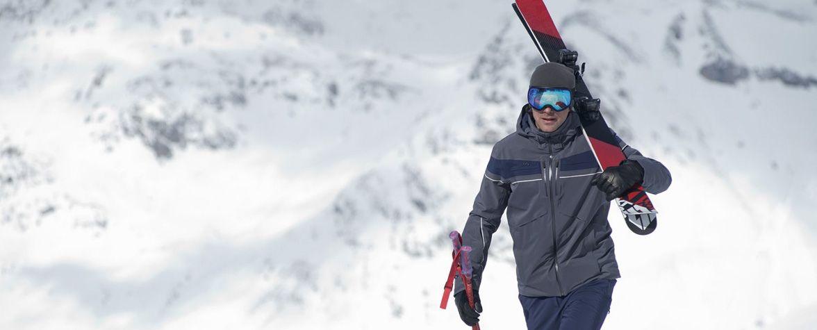 KJUS ski clothing